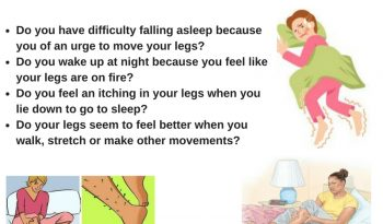 Self-Assessment on Restlessness Leg Syndrome