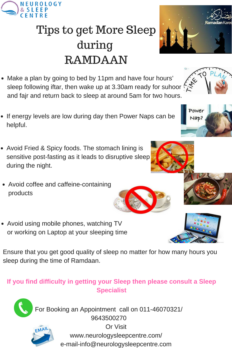Tips for Better Sleep During Ramdaan (1)