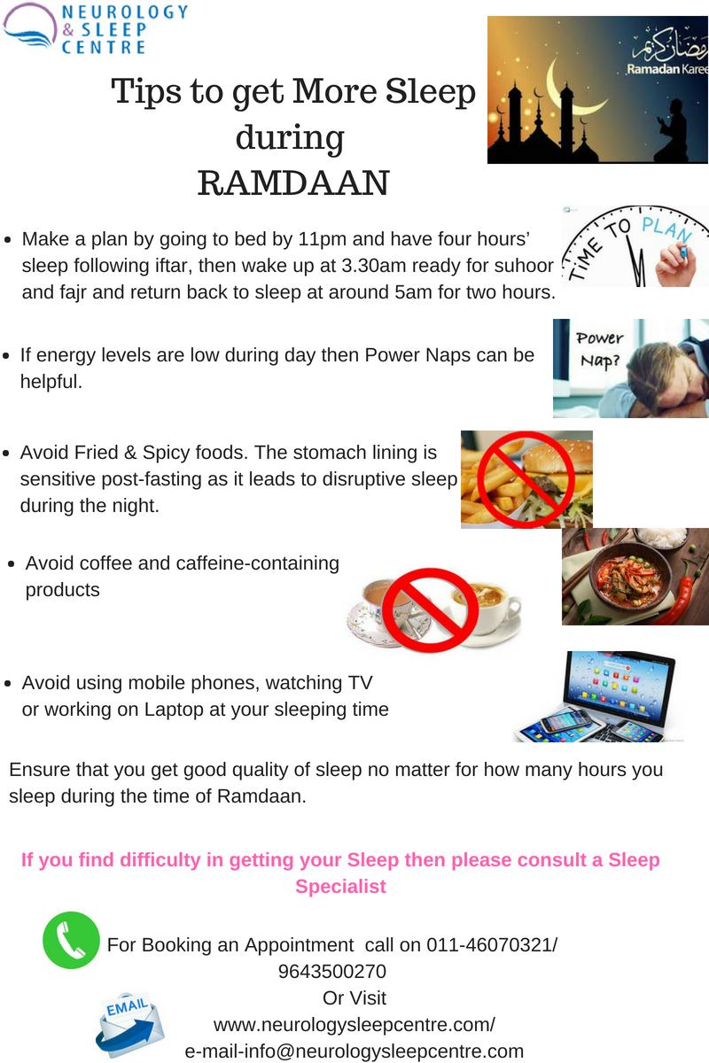 Tips for Better Sleep During Ramdaan (1)