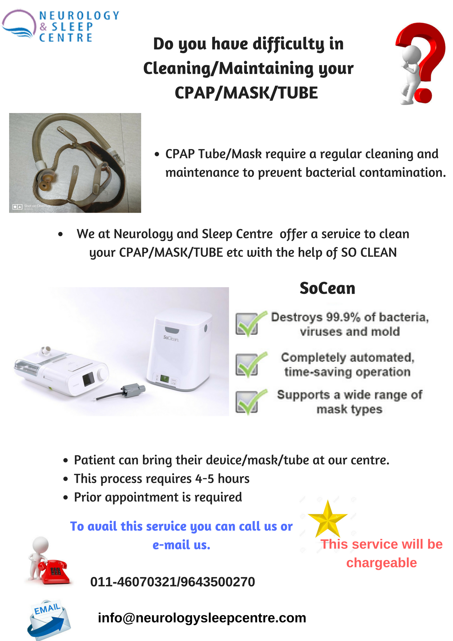 EASY WAY TO CLEAN Your CPAP with SO CLEAN